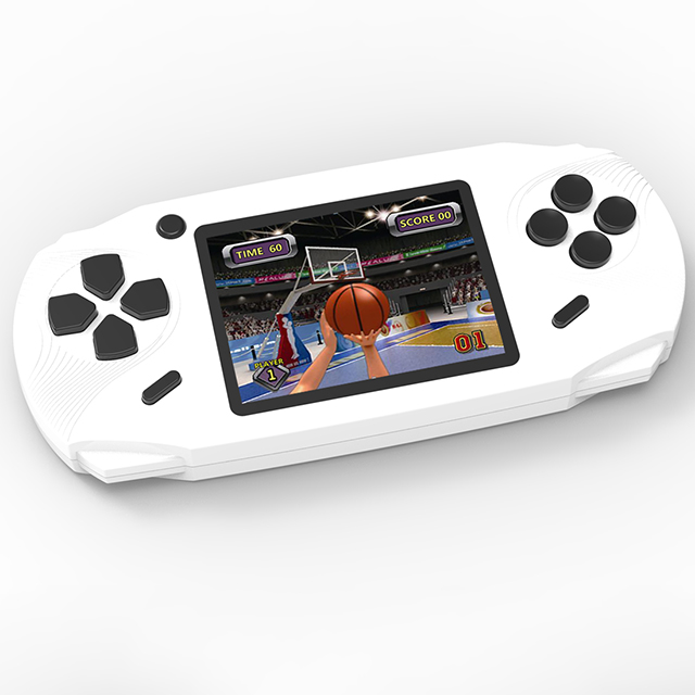 Game Consoles For Kids >> Zhishan Retro Handheld Game Consoles For Kids With Build In 100