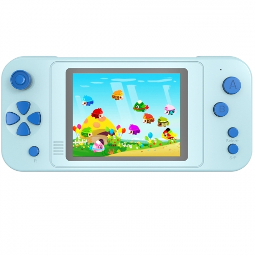 Portable Handheld Game Console for Kids with Built in 218 Classic Retro Video Games Rechargeable Arcade System Device 3.5 Headphone Jack 3.5""